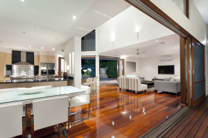 Electrician LED downlight Perth