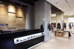 commercial electrician shop fitout